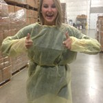 Yellow Isolation Gowns at Lab Supply www.labsupplytx.com #ppe